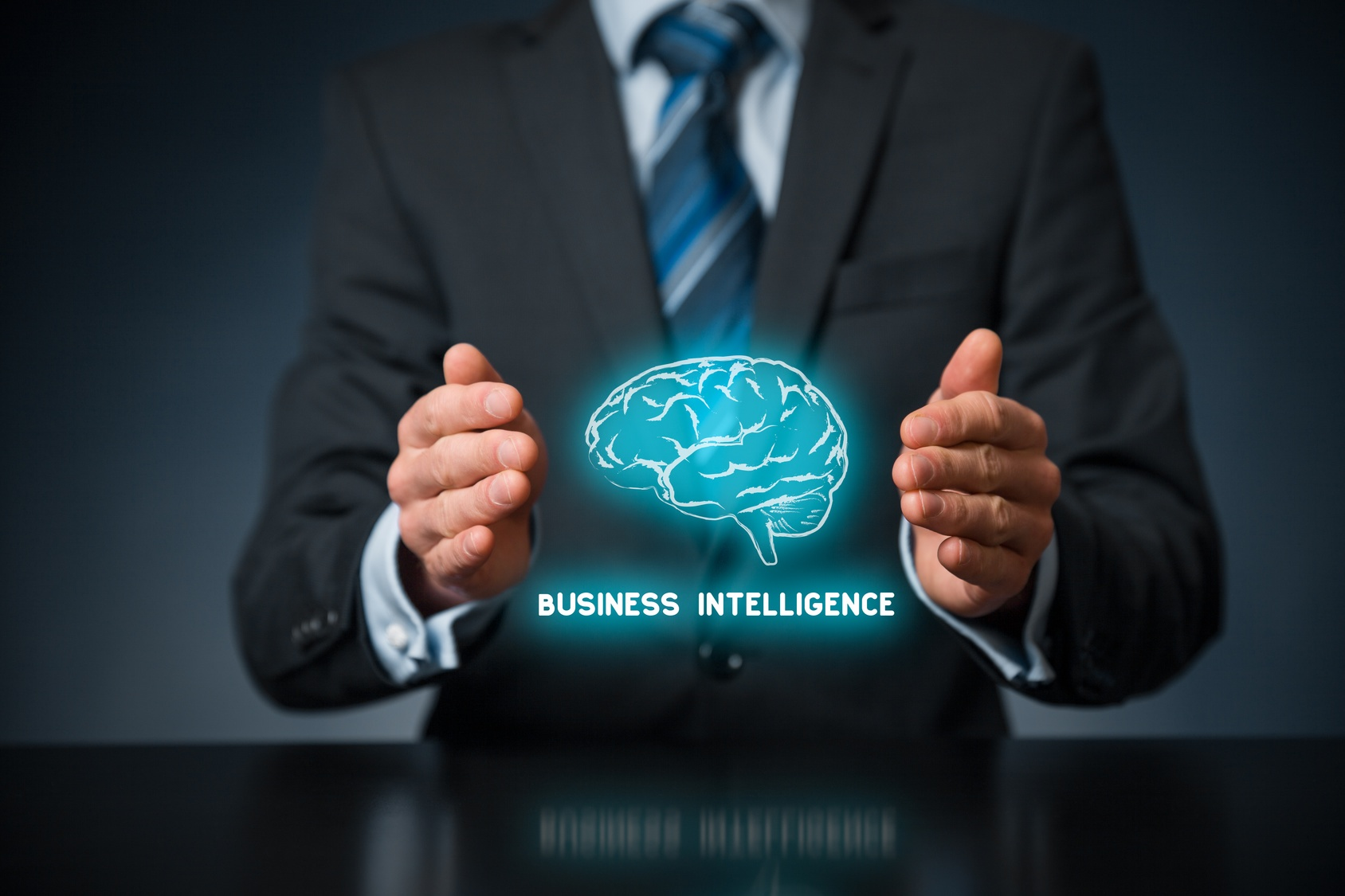business intelligence and prescriptive analytics